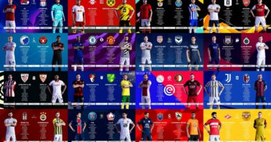 PES 2021 | ALL LEAGUE BACKGROUNDS V2 | DOWNLOAD & INSTALL