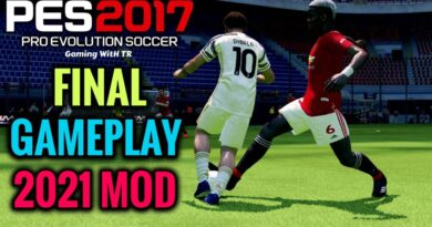 PES 2017 | FINAL GAMEPLAY 2021 MOD | DOWNLOAD & INSTALL