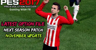 PES 2017 | LATEST OPTION FILE 20-21 | NEXT SEASON PATCH | NOVEMBER UPDATE | DOWNLOAD & INSTALL