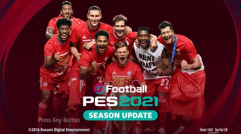 PES 2017 | NEW BAYERN MUNICH GRAPHIC MENU 2021 | DOWNLOAD & INSTALL