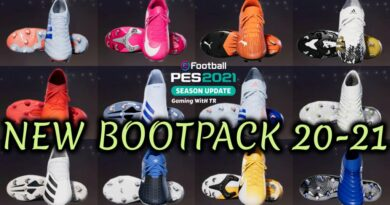 PES 2021 | NEW BOOTPACK 20-21 | ALL IN ONE V2 | DOWNLOAD & INSTALL