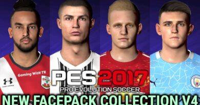 PES 2017 | NEW FACEPACK COLLECTION V4 | DOWNLOAD & INSTALL
