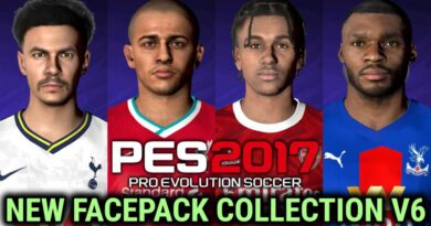 PES 2017 | NEW FACEPACK COLLECTION V6 | DOWNLOAD & INSTALL