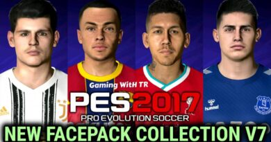 PES 2017 | NEW FACEPACK COLLECTION V7 | DOWNLOAD & INSTALL