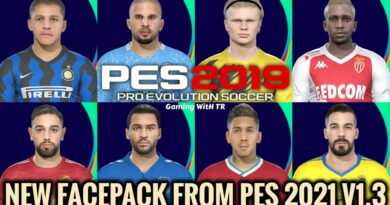 PES 2019 | NEW FACEPACK FROM PES 2021 V1.3 | DOWNLOAD & INSTALL