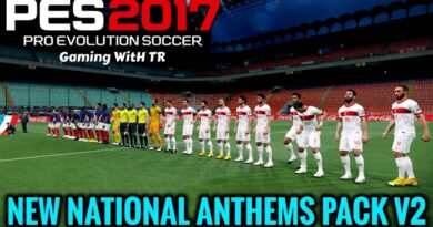 PES 2017 | NEW NATIONAL ANTHEMS PACK V2 | 219 TEAMS | DOWNLOAD & INSTALL