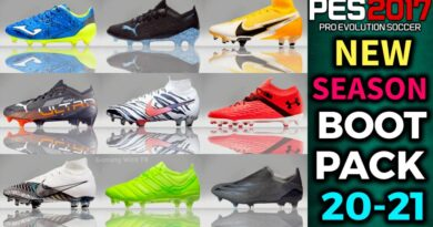 PES 2017   NEW SEASON BOOTPACK 20-21 V1 BY TISERA09   DOWNLOAD & INSTALL