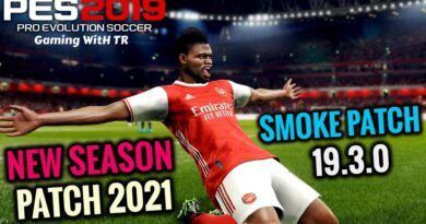 PES 2019 | NEW SEASON PATCH 2021 | SMOKE PATCH 19.3.0 | DOWNLOAD & INSTALL
