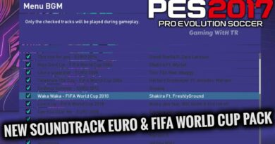 PES 2017 | NEW SOUNDTRACK EURO & FIFA WORLD CUP PACK | DOWNLOAD & INSTALL