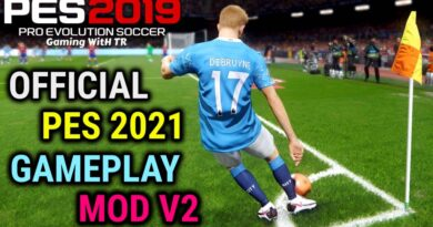 PES 2019 | OFFICIAL PES 2021 GAMEPLAY MOD V2 | DOWNLOAD & INSTALL