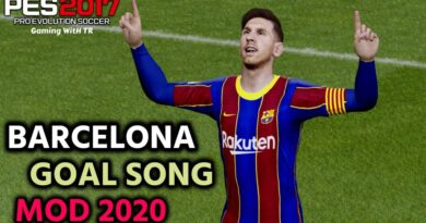 PES 2017 | BARCELONA GOAL SONG MOD 2020 | DOWNLOAD & INSTALL