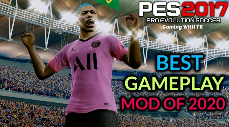 PES 2017 | BEST GAMEPLAY MOD OF 2020 | DOWNLOAD & INSTALL