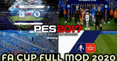 PES 2017 | FA CUP FULL MOD 2020 | DOWNLOAD & INSTALL