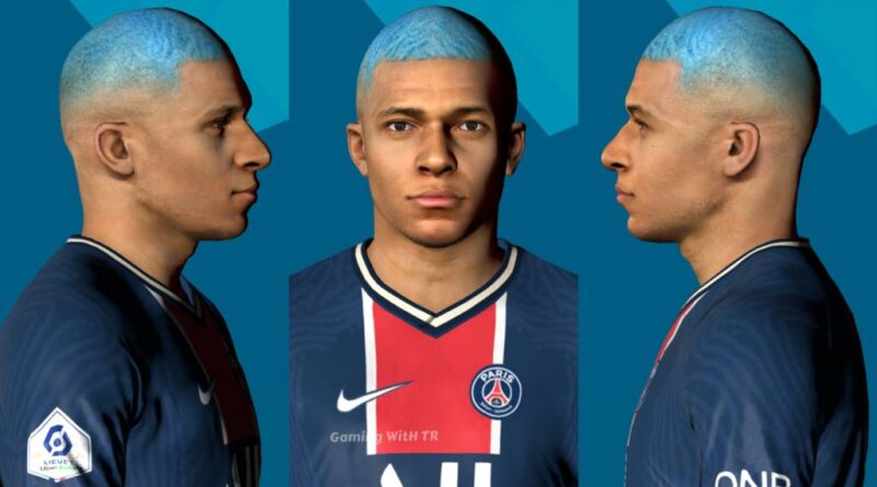 PES 2017   KYLIAN MBAPPE   LATEST LOOK 20-21   DOWNLOAD & INSTALL