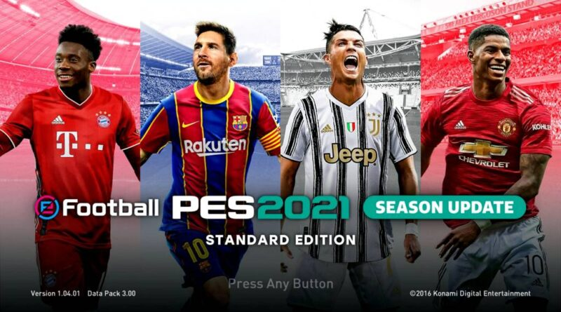 PES 2017 | NEW BEST GRAPHIC MENU 2021 | DOWNLOAD & INSTALL