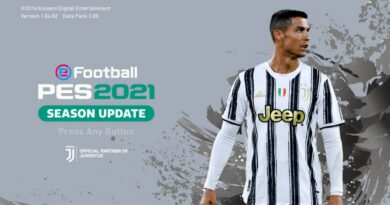 PES 2017   NEW CR7 GRAPHIC MENU 2021   DOWNLOAD & INSTALL