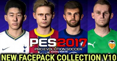 PES 2017 | NEW FACEPACK COLLECTION V10 | DOWNLOAD & INSTALL