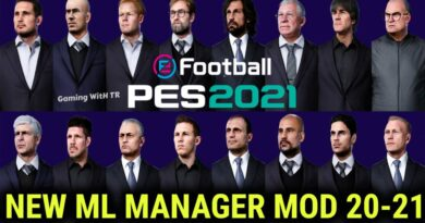 PES 2021 | NEW ML MANAGER MOD 20-21 | DOWNLOAD & INSTALL