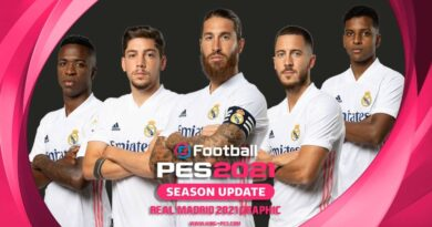 PES 2017 | REAL MADRID | PES 2021 GRAPHIC MENU | DOWNLOAD & INSTALL