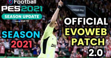 PES 2021 | OFFICIAL EVOWEB PATCH 2.0 | SEASON 2021 | DOWNLOAD & INSTALL