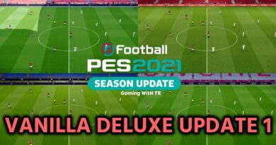PES 2021 | HIGH RESOLUTION GRAPHIC MOD | VANILLA DELUXE UPDATE 1 | DOWNLOAD & INSTALL