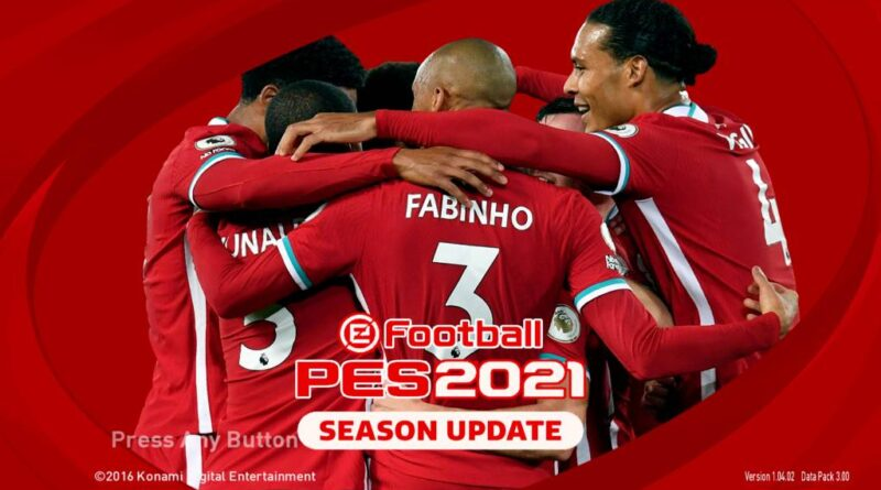 PES 2017 | LIVERPOOL GRAPHIC MENU 2021 | DOWNLOAD & INSTALL