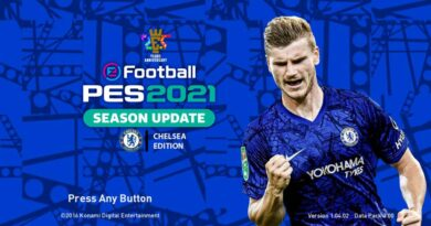 PES 2017 | NEW CHELSEA GRAPHIC MENU 2021 | DOWNLOAD & INSTALL