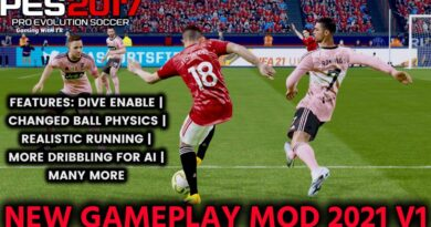 PES 2017 | NEW GAMEPLAY MOD 2021 V1 | DOWNLOAD & INSTALL