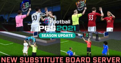 PES 2021   NEW SUBSTITUTE BOARD SERVER   DOWNLOAD & INSTALL