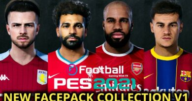 PES 2021 | NEW FACEPACK COLLECTION V1 | DOWNLOAD & INSTALL