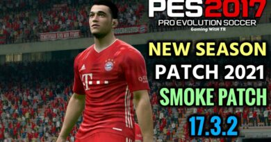 PES 2017 | NEW SEASON PATCH 2021 | SMOKE PATCH 17.3.2 | DOWNLOAD & INSTALL