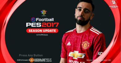 PES 2017   MANCHESTER UNITED GRAPHIC MENU 2021   DOWNLOAD & INSTALL