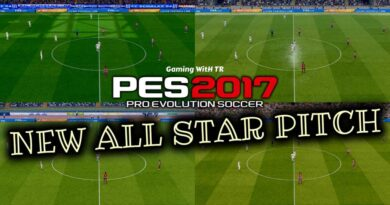 PES 2017   NEW ALL STAR PITCH X YRF V11   DOWNLOAD & INSTALL