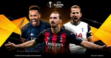 PES 2017   NEW EUROPA LEAGUE GRAPHIC MENU   DOWNLOAD & INSTALL