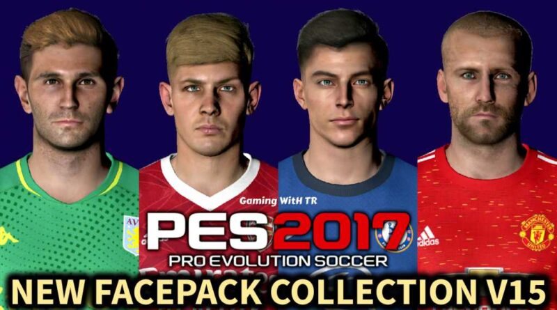PES 2017 | NEW FACEPACK COLLECTION V15 | DOWNLOAD & INSTALL