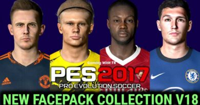 PES 2017 | NEW FACEPACK COLLECTION V18 | DOWNLOAD & INSTALL