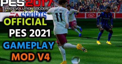 PES 2017 | OFFICIAL PES 2021 GAMEPLAY MOD V4 | DOWNLOAD & INSTALL