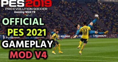 PES 2019 | OFFICIAL PES 2021 GAMEPLAY MOD V4 | DOWNLOAD & INSTALL