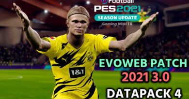 PES 2021 | NEW EVOWEB PATCH 2021 3.0 | DATAPACK 4 | DOWNLOAD & INSTALL