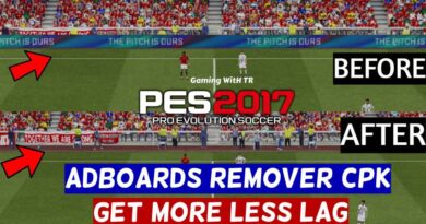 PES 2017   ADBOARDS REMOVER CPK   GET MORE LESS LAG   DOWNLOAD & INSTALL