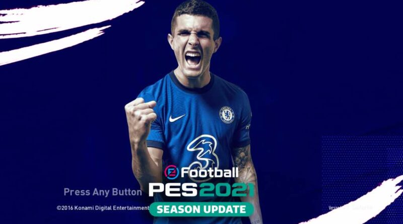 PES 2017   CHELSEA GRAPHIC MENU 2021   DOWNLOAD & INSTALL