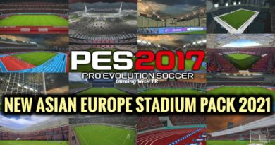 PES 2017 | NEW ASIAN EUROPE STADIUM PACK 2021 | CPK VERSION | DOWNLOAD & INSTALL