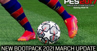 PES 2017 | NEW BOOTPACK 2021 | MARCH UPDATE | DOWNLOAD & INSTALL