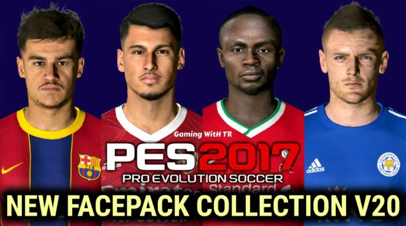PES 2017 | NEW FACEPACK COLLECTION V20 | DOWNLOAD & INSTALL