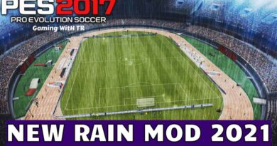 PES 2017 | NEW RAIN MOD 2021 | DOWNLOAD & INSTALL