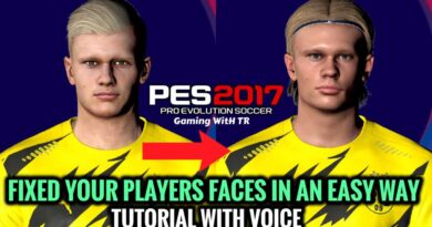 PES 2017 | HOW TO FIND YOUR PLAYERS ID & FIXED YOUR PLAYERS FACES IN AN EASY WAY | TUTORIAL WITH VOICE
