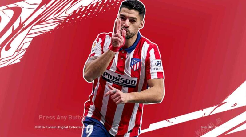 PES 2017 | NEW ATLETICO MADRID GRAPHIC MENU 2021 | DOWNLOAD & INSTALL