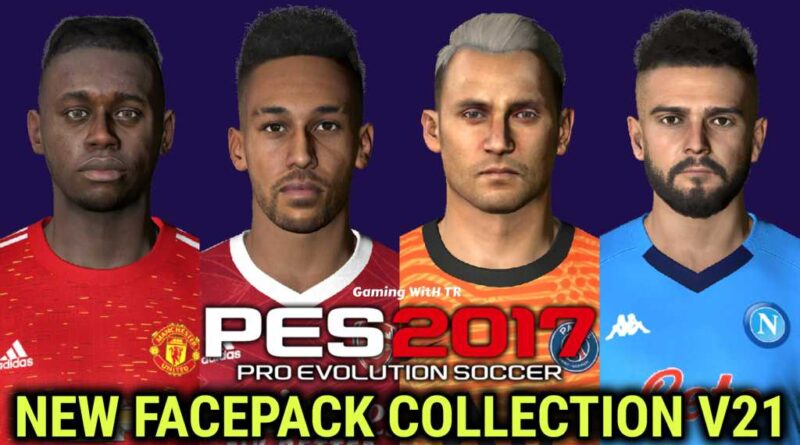PES 2017 | NEW FACEPACK COLLECTION V21 | DOWNLOAD & INSTALL