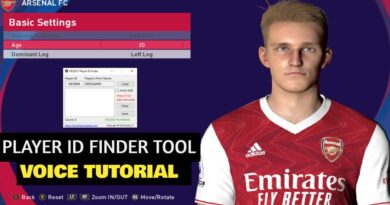 PES 2017   PLAYER ID FINDER TOOL   VOICE TUTORIAL   DOWNLOAD & INSTALL