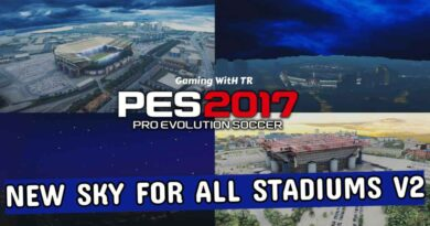 PES 2017   NEW SKY FOR ALL STADIUMS V2   DOWNLOAD & INSTALL